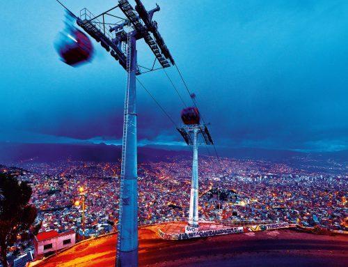 Die digitale: Über WLAN und Netzwerklösungen für urbane Seilbahnanlagen