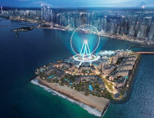 Dubai: Poma liefert Kabinen für das grösste Riesenrad der Welt
