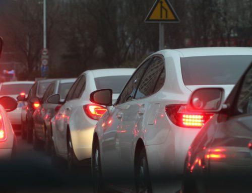 Wer geht mit dem Verkehr wie um?