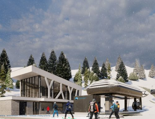 Neue Kabinenbahn in Kopaonik