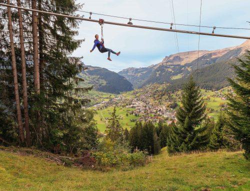 Neue Attraktion für Grindelwald
