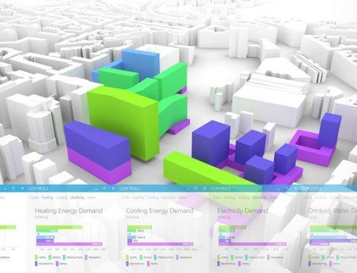 Seilbahn & digitale Stadtplanung