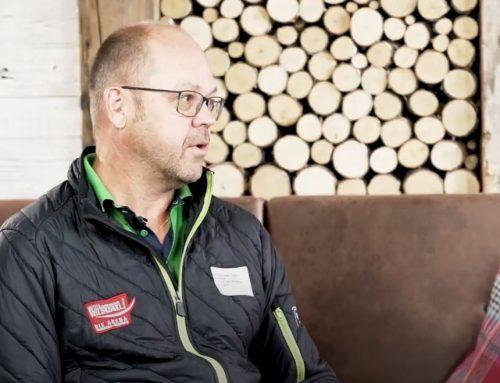 SI Video Interview Wildkogel Arena
