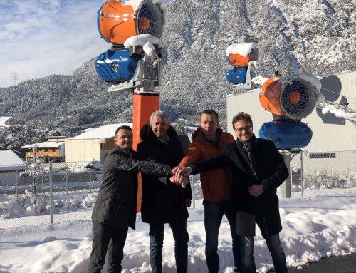Supersnow: Leidenschaft für Schnee seit 20 Jahren