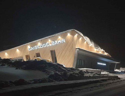 Neue Gauskogelbahn in Kühtai