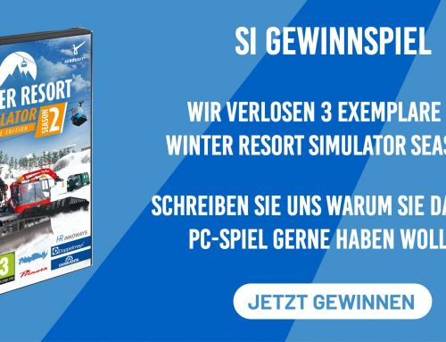SI Gewinnspiel: Winter Resort Simulator Season 2