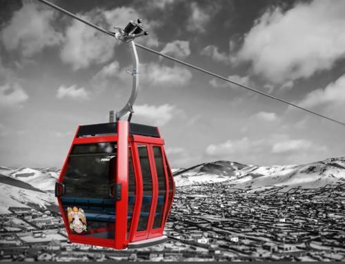 Neues Transportsystem für die Mongolei