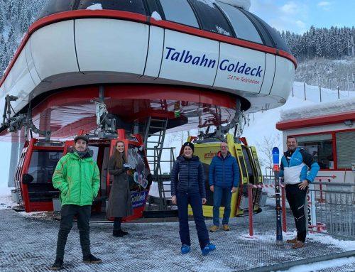 Gratis Skitag für Corona-Helden