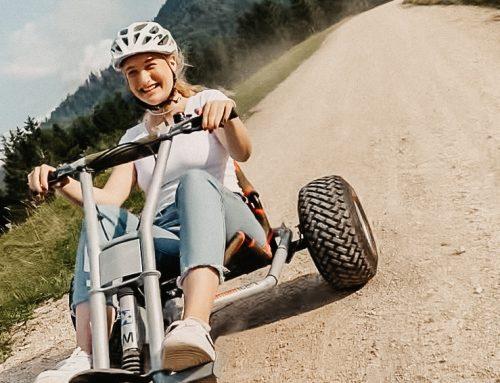 Mountaincart: Rekord auf Rekord