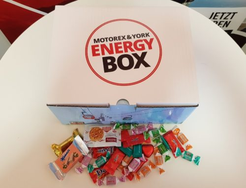Energy Box für Seilbahner