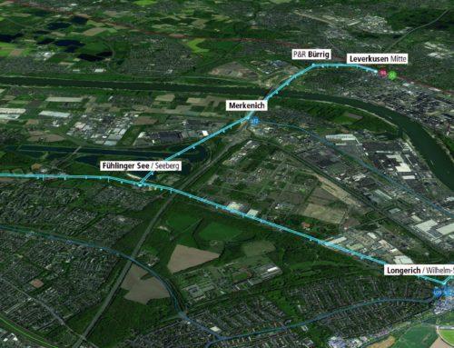 Köln: Neuer Forschungsstandort für urbane Seilbahnen