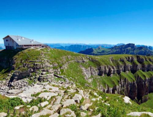 Baukultur & Charme im Bergtourismus