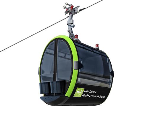 LOSER: Panoramabahn 2022 – alpine Mobilität für die nächste Generation