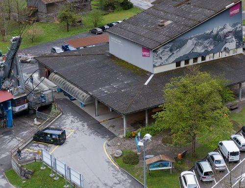 SCHILTHORN: 16 Millionen Franken für Seilbahn Stechelberg-Mürren