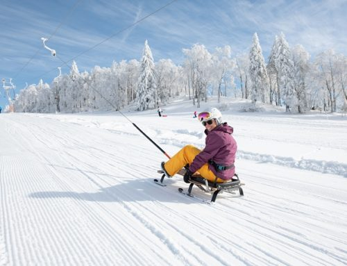 GRENCHENBERG: Skilift mit neuer Technik