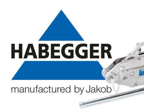 HABEGGER & JAKOB AG: Nun unter einem Dach