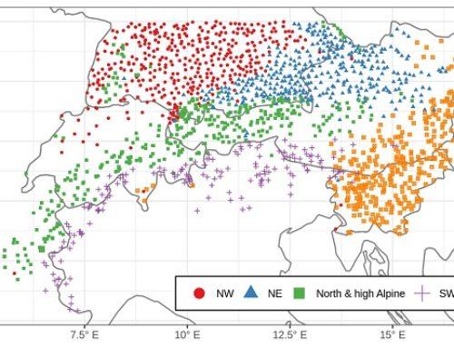 WENIGER SCHNEE: Erste alpenweite Analyse von Schneedaten