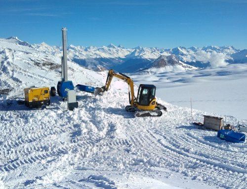 Sunkid: Neuer Skilift auf Glacier 3000
