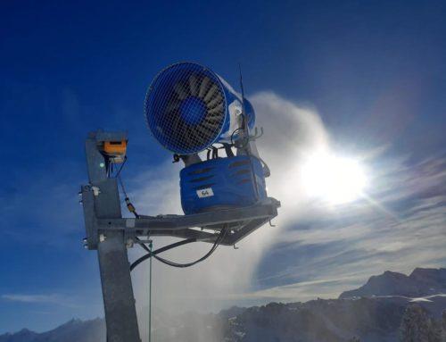 Mayrhofen färbt sich blau