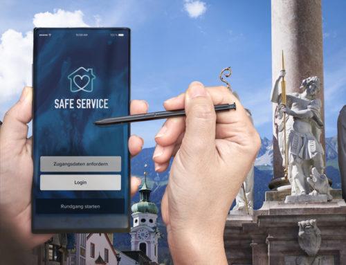 Safe Service Lern-App