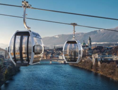 Siedlungsprojekt in der Schweiz prüft 3.Ebene