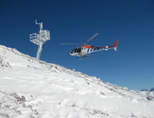 Inauen-Schätti am Arlberg – Wartungsarmer Lawinenschutz