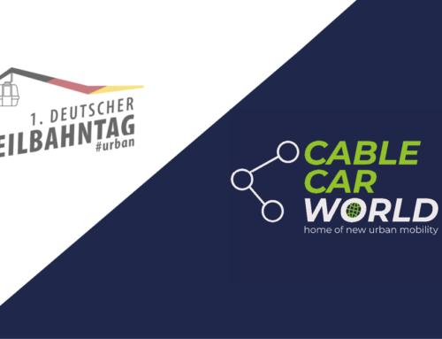 1.Deutscher Seilbahntag #urban wird zur Cable Car World