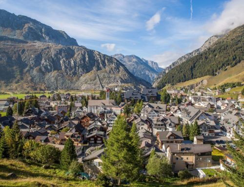 Tourismusresort Andermatt: Was sagt die Bevölkerung?