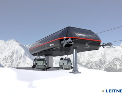 Skigebiet Ladruns: Seilbahn! Schlüsselfertig!