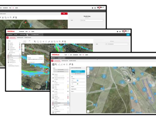 Snowsat GIS Data Manager: Geodaten einfach nutzen!