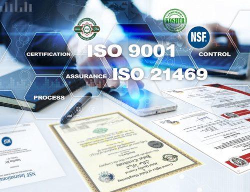 Zertifiziert & Umweltfreundlich