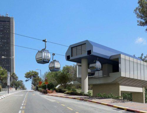 Testphase in Haifa angelaufen