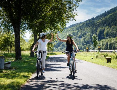 Die Leichtigkeit der Fortbewegung – bike energy