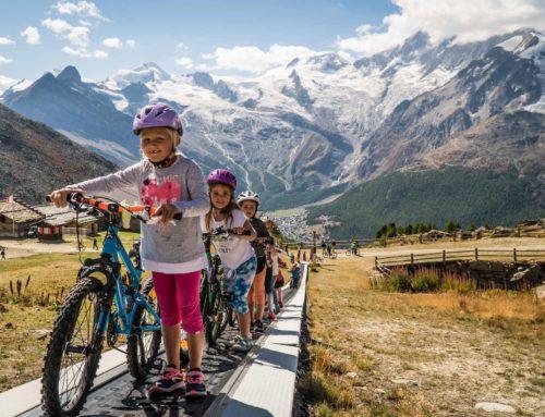 Tourismusdestinationen setzen auch im Sommer auf den Zauberteppich