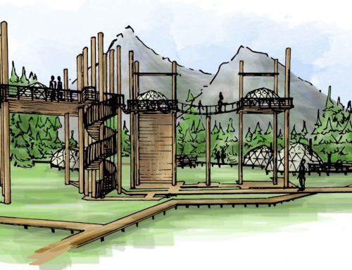 Adventure Park-Bau – ein Abenteuer für sich!